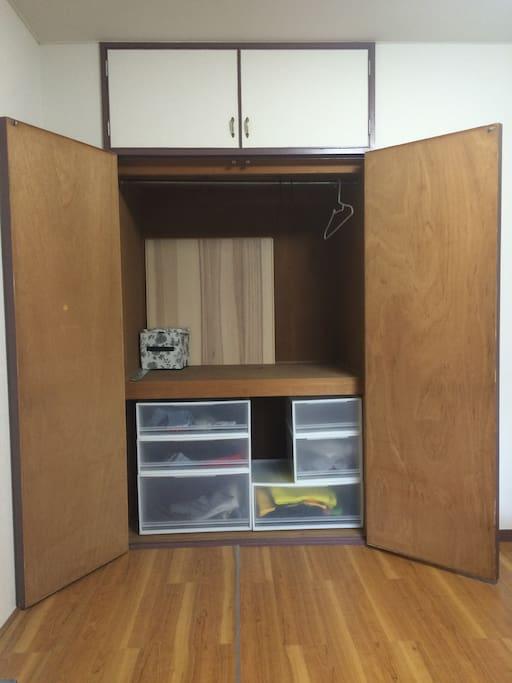 Cupboard - Storage space