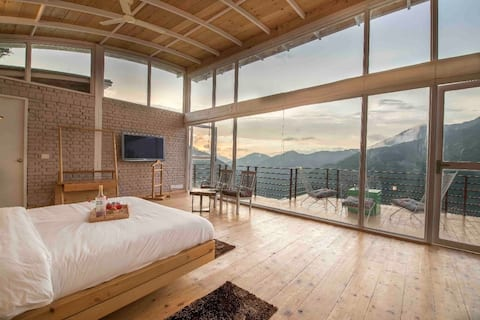Seclude Ramgarh - Vasant (Private Balcony)