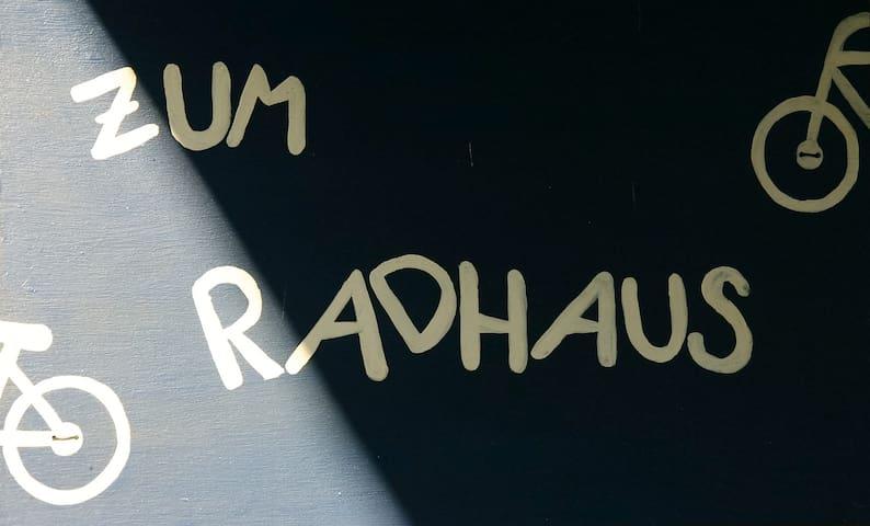 Balkonzimmer im Radhaus