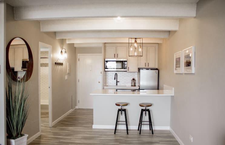 Denver's Modern Luxe Studio
