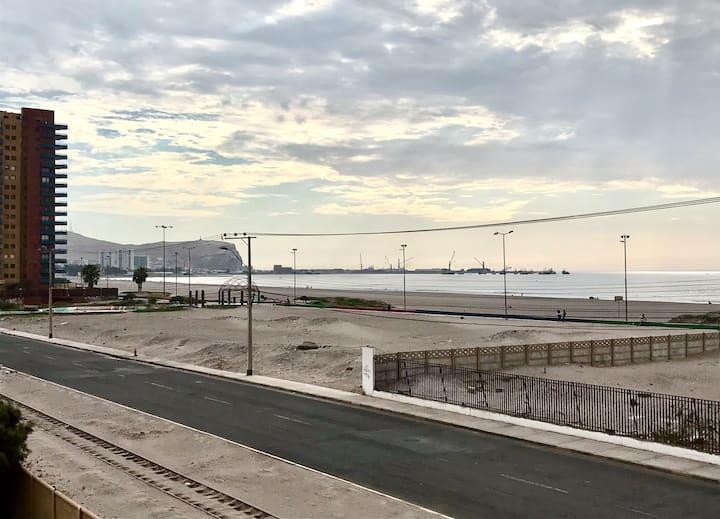 Arica frente al Mar