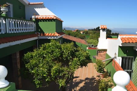 Preciosa Casa Rural Canaria rodeada de naturaleza! - La Esperanza - 独立屋