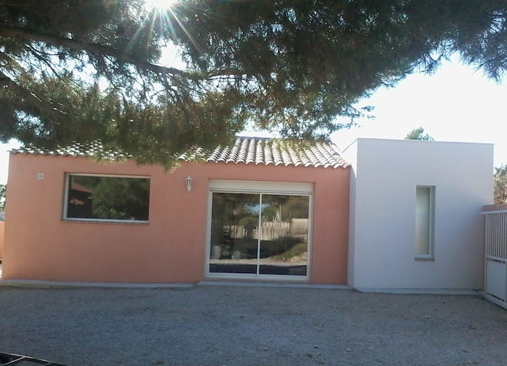 Casa Vignes & Soleil location