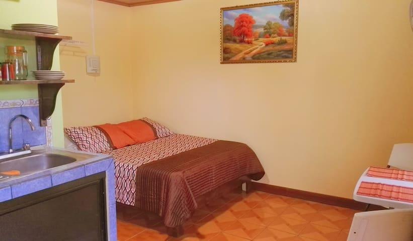 Private Apartment with AC (4) - La Fortuna
