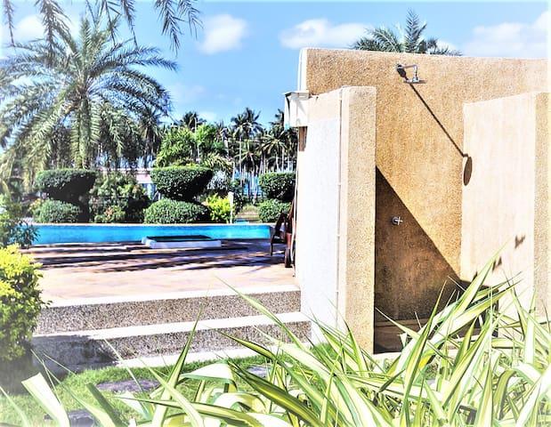 A Lapaya Sea Breeze 3room Villa DL76 (5 Min.beach)