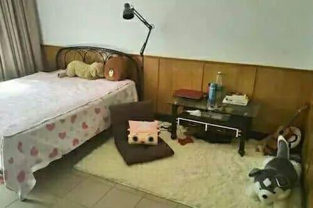 工体、三里屯附近带阳台主卧,给你一个温馨的家(*'∪'*) - Pechino
