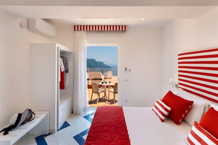 Gala Residence Ravello Red Sunset