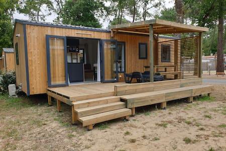 Mobil-home Luxe Privilège 6 places La pinède ★★★★