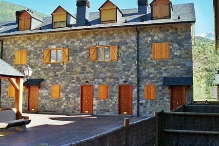 APARTAMENTO DUPLEX EN VILLANOVA (BENASQUE) - Villanova - Apartment