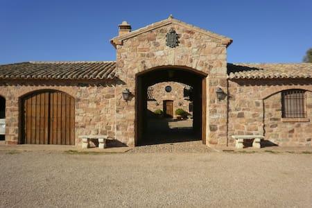 Finca de recreo de 200 hectáreas en Ciudad Real.