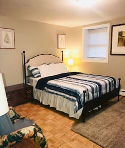 Spacious 1BR app in Wooster square.. Near Yale