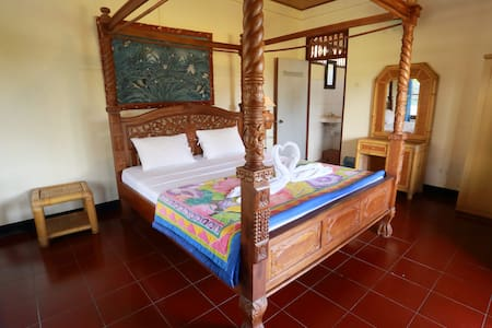 Private Room with Beautiful rice field 2 - Ubud - Apartment