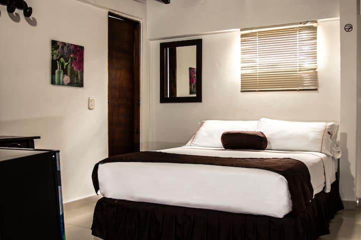 habitación privada STANDAR 11 en Hotel Casa 10