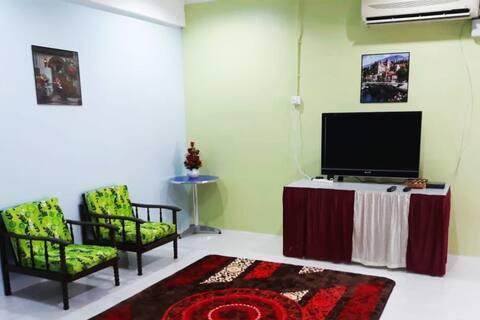 Aina Guesthouse  Kg Tok Has, Jerteh, Terengganu