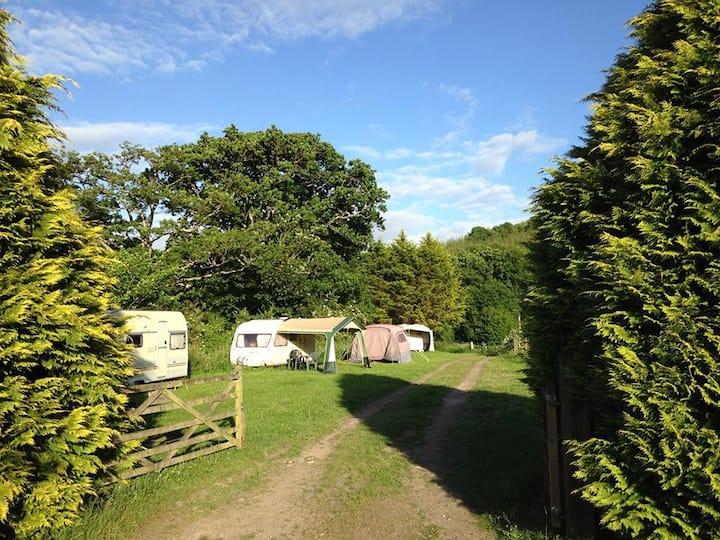 Pure & Rustic Camping (2 Berth Caravan)