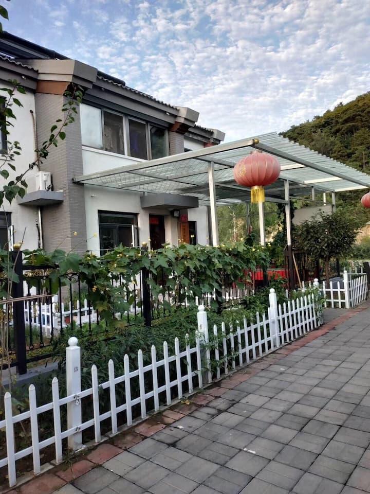 日光山谷附近独立卫生间家庭房