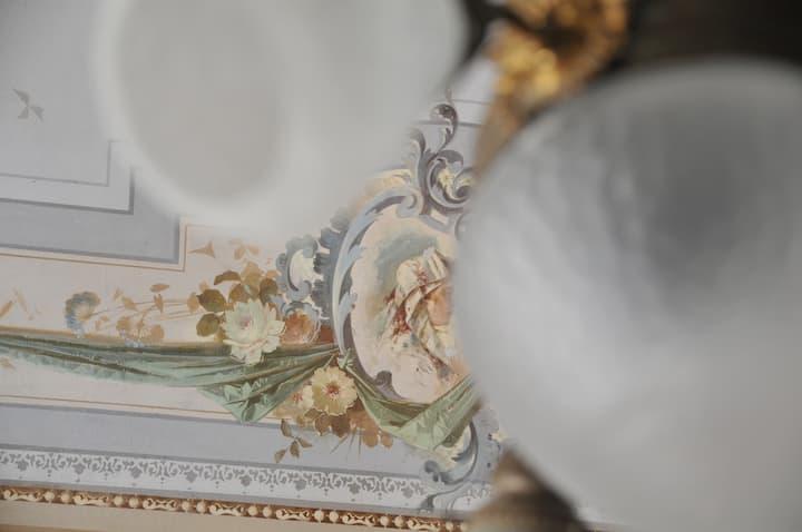 Casa Sipione Papa matrimoniale