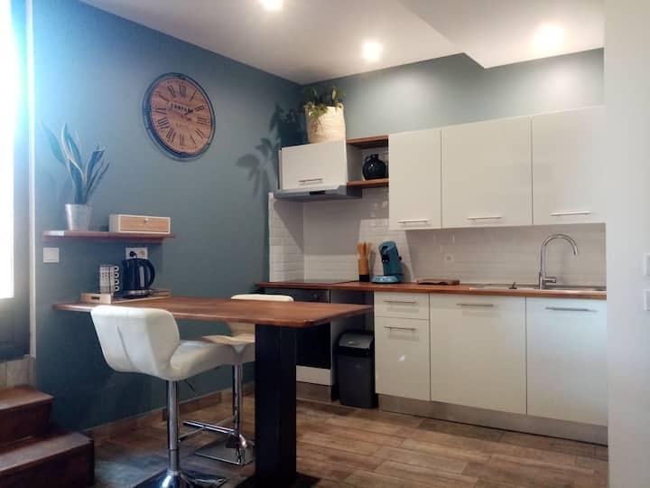 Appartement cosy de 45 m2