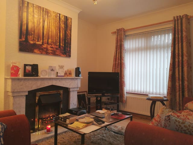 Cosy Lisburn home in a great location