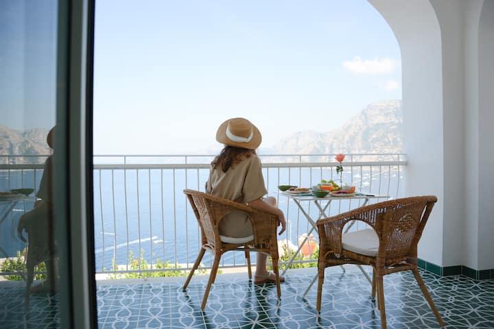 MIRTO SUITE- PEZZ PEZZ Amalfi Coast SUITES