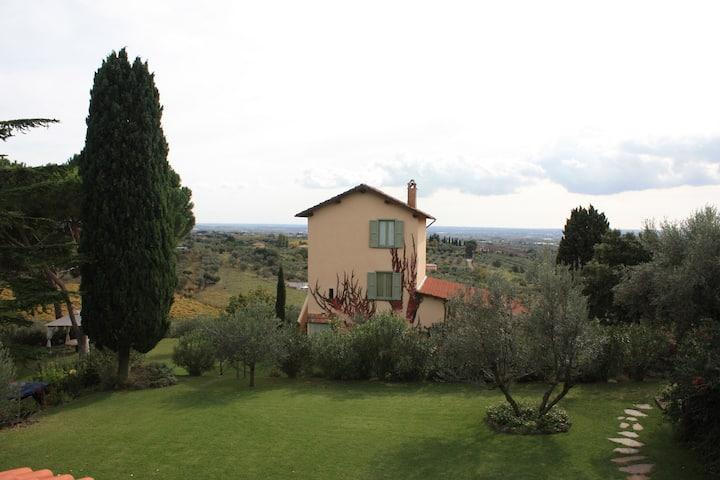 Pineta - in Vigna Luisa Resort, nahe bei Rom