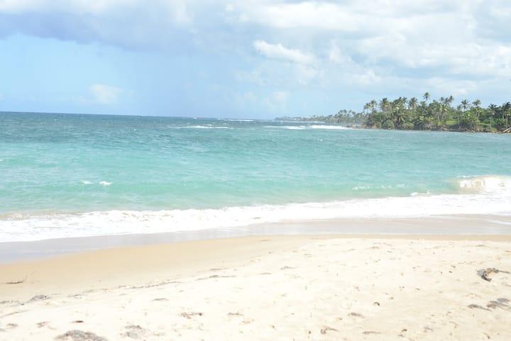Luxury Villa in Dorado community on private beach