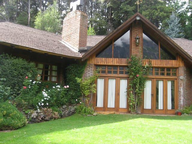 Ideal para familias numerosas o grupos de amigos - San Carlos de Bariloche - Hus
