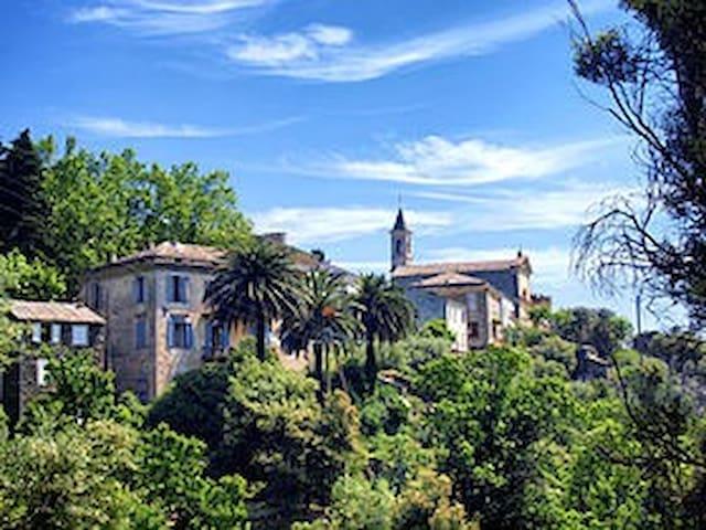 Appartement de caractère dans maison du XIXe - Santa-Maria-di-Lota - อพาร์ทเมนท์