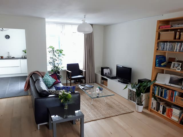 Spacious, new house centrally located in Utrecht
