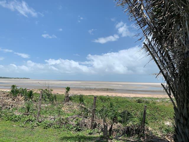Casa no Povoado Rabeca em Porto Rico/Maranhão