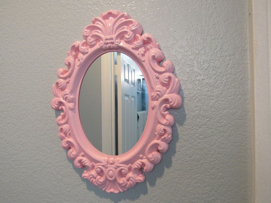 Look for the Pink Mirror