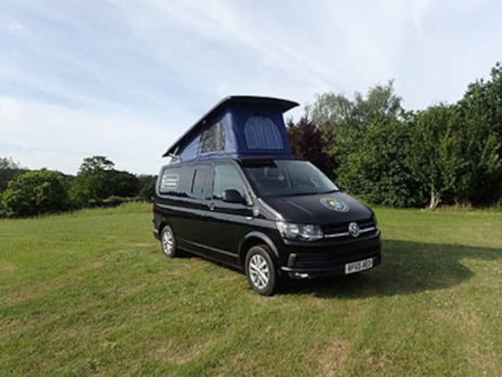 VW T6 Campervan - based just outside London