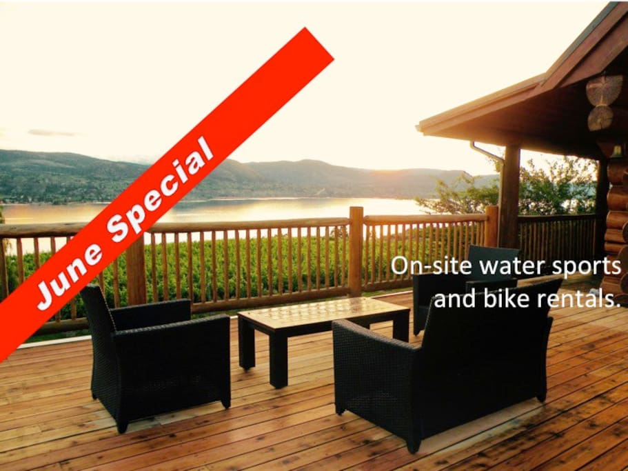 Special Rates for June!