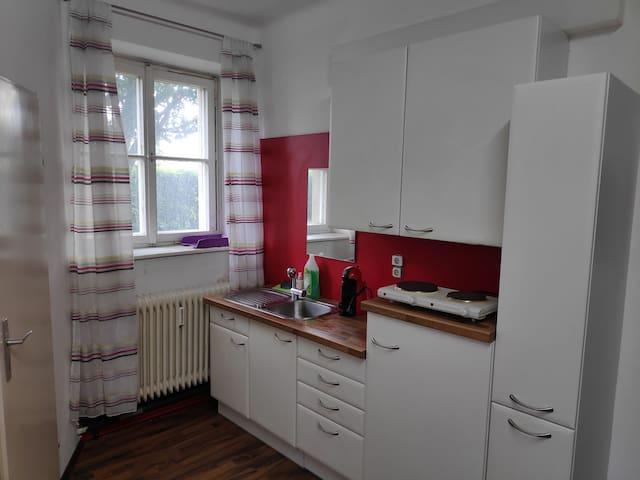 Small cozy apartment right next to university