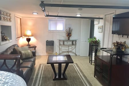 Best Apartment close to NYC/EWR - Hillside - Apartamento