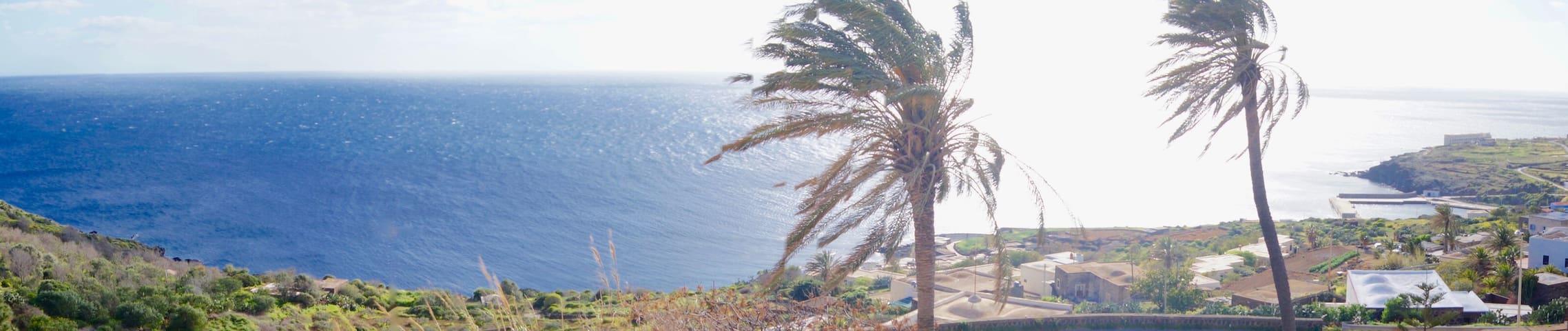 Dammuso Gelso - Pantelleria - Apartamento