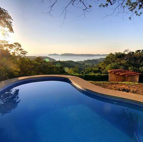Exclusive Ocean View home in Golfo de Papagayo