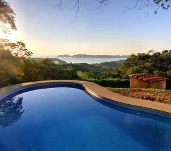 Exclusive Ocean View home in Golfo de Papagayo