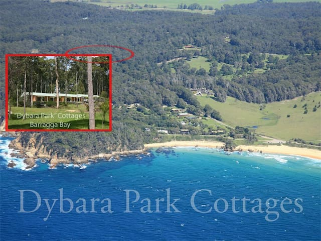 DYBARA PARK - ALL 4 U - Bermagui / Barragga Bay