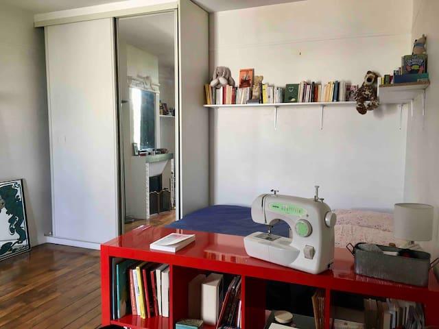 Appartement Quais de Seine - Canal de l'Ourcq