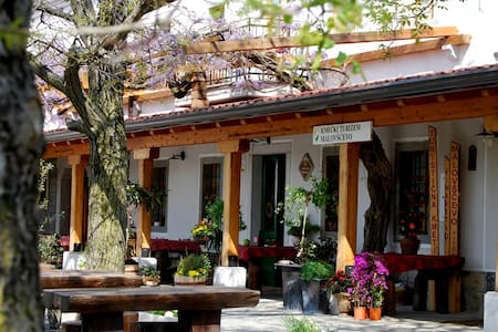 Double room on Farm Stay Malovščevo