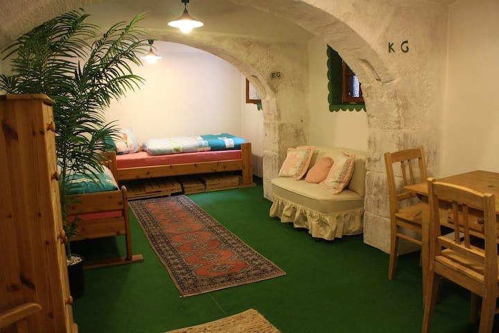 Zimmer in Fachwerkhaus in Kulmbachs Altstadt