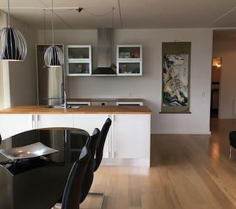 exclusive apartment in Nyborg - Nyborg - Lägenhet