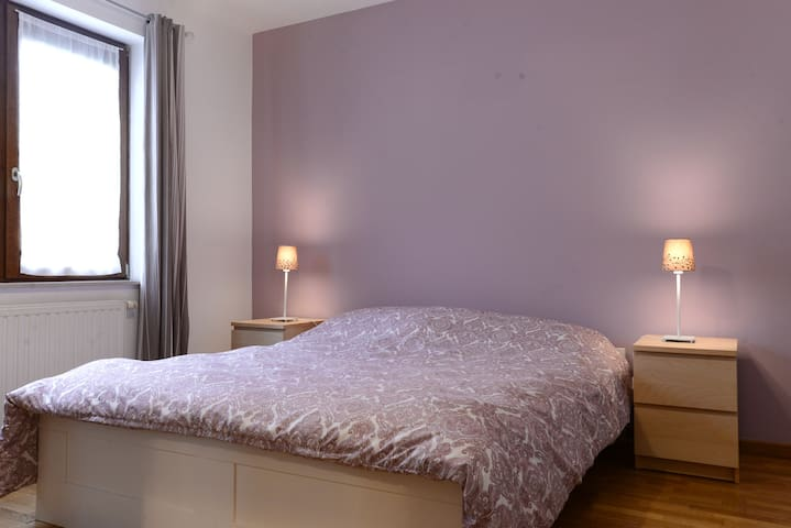 Room with private bathroom BXL - Evere - Daire