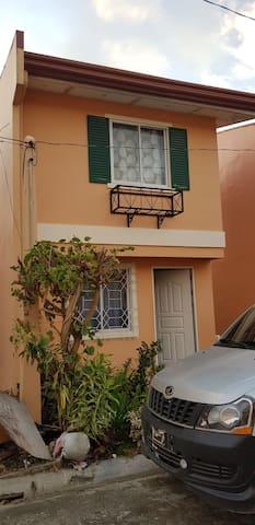 House for Rent (Camella 2br Single Detached)