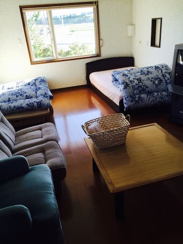 きれいな畳 和室つき一軒家 - Minamiuonuma - House