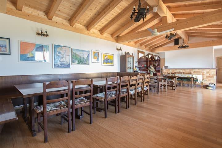 Villa collinare x convegni, feste, seminari, corsi