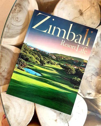 Zimbali Estate* one bedroom studio * 5 star luxury