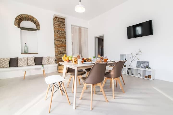 Livadi house Tinos