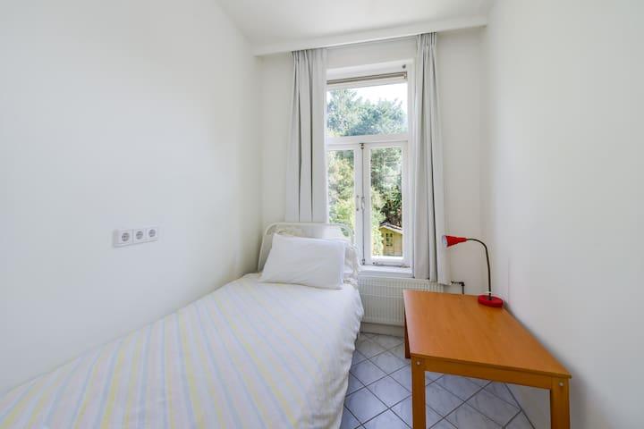 Back single bedroom 90x200cm single bed